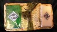 Green Gift Basket