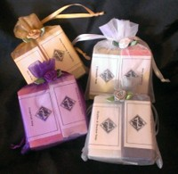 Organza Soap Sample Bags